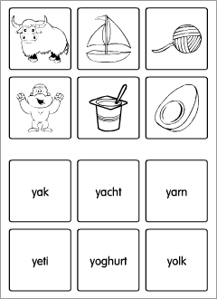 Learning and teaching flashcards