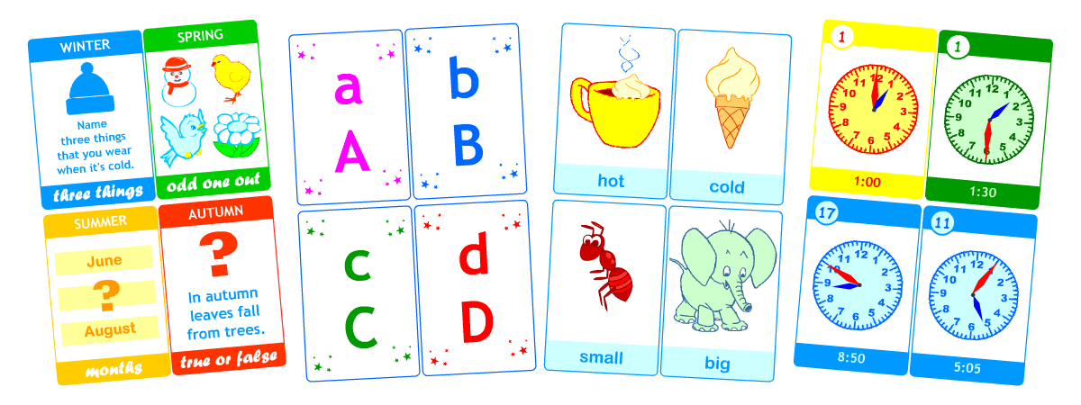 photograph relating to How to Make Printable Flashcards named Flashcards for small children discovering English Simple flashcards