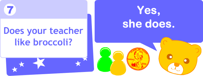 board games with cards for kids learning english star questions