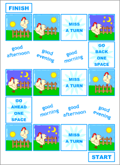 Greetings in english printable resources classroom games m4hsunfo