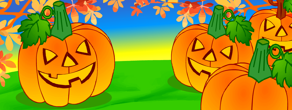 Halloween resources for kids learning English