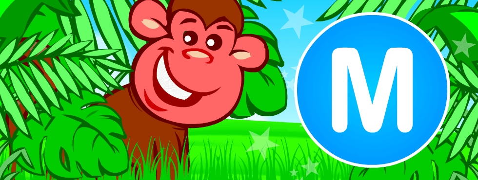 English Abc Word Games For Kids M Words