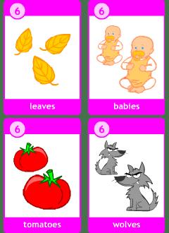 Singular Vs Plural Nouns Set Of Printables For Kids