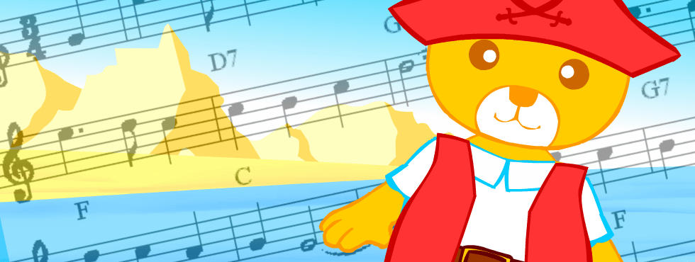 English songs for kids: printable worksheets
