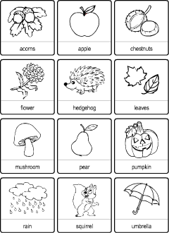 image regarding Bingo Chips Printable known as English vocabulary printables Bingo! playing cards